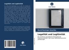 Legalität und Legitimität的封面
