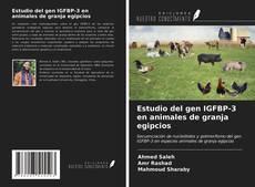 Bookcover of Estudio del gen IGFBP-3 en animales de granja egipcios
