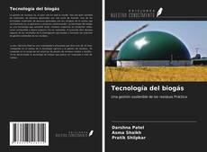 Portada del libro de Tecnología del biogás