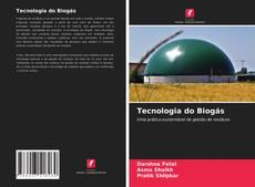 Tecnologia do Biogás kitap kapağı