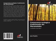 Portada del libro de Conoscenza ecologica tradizionale del Maramataka