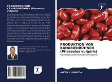 Bookcover of PRODUKTION VON KANARIENBÜHNEN (Phaseolus vulgaris)