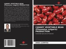 Capa do livro de CANARY VEGETABLE BEAN (Phaseolus vulgaris) PRODUCTION
