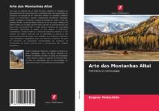Обложка Arte das Montanhas Altai