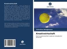 Capa do livro de Kreativwirtschaft