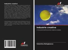 Copertina di Industrie creative