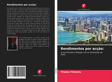Rendimentos por acção: kitap kapağı