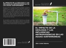 EL IMPACTO DE LA GEOLOGÍA Y LAS INFLUENCIAS ANTROPOGÉNICAS EN LAS AGUAS SUBTERRÁNEAS kitap kapağı