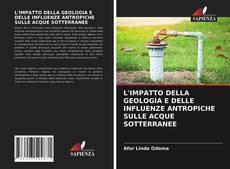 Bookcover of L'IMPATTO DELLA GEOLOGIA E DELLE INFLUENZE ANTROPICHE SULLE ACQUE SOTTERRANEE