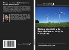 Portada del libro de Riesgo bancario y de financiación: el caso de Marruecos