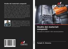 Copertina di Studio dei materiali compositi