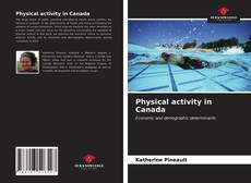 Обложка Physical activity in Canada