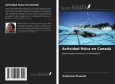 Actividad física en Canadá的封面