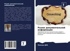 Рынок документальной информации的封面