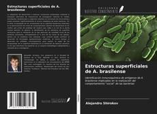 Copertina di Estructuras superficiales de A. brasilense