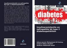 Portada del libro de Insulineresistentie en nefropathie bij type 2 diabetespatiënten