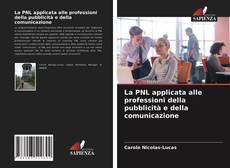Capa do livro de La PNL applicata alle professioni della pubblicità e della comunicazione