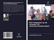 Capa do livro de NLP toegepast op de reclame- en communicatieberoepen