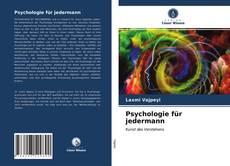 Copertina di Psychologie für jedermann