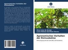 Capa do livro de Agronomisches Verhalten der Rizinusbohne