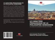 Portada del libro de LE CARACTÈRE PÉDAGOGIQUE DE LA PHILOSOPHIE SENEKIENNE