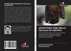 Bookcover of STRUTTURA FINE DELLA CELLULA DI SERTOLI