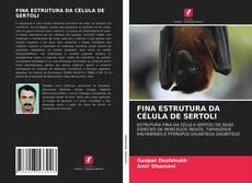 Couverture de FINA ESTRUTURA DA CÉLULA DE SERTOLI