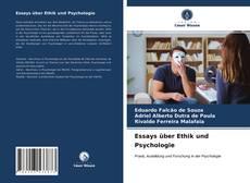 Bookcover of Essays über Ethik und Psychologie