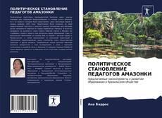 Copertina di ПОЛИТИЧЕСКОЕ СТАНОВЛЕНИЕ ПЕДАГОГОВ АМАЗОНКИ