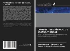 Обложка COMBUSTIBLE HÍBRIDO DE ETANOL Y DIÉSEL