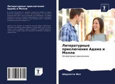 Buchcover von Литературные приключения Адама и Молли