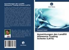 Auswirkungen des Landfill Allowance Trading Scheme (LATS)的封面
