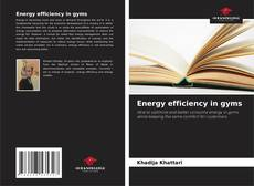Bookcover of Energy efficiency in gyms