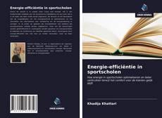 Energie-efficiëntie in sportscholen kitap kapağı
