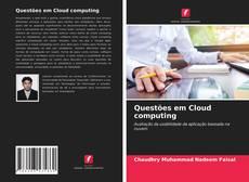 Portada del libro de Questões em Cloud computing