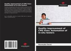 Borítókép a  Quality improvement of CMS lines: Automation of in-situ testers - hoz