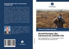 Bookcover of Auswirkungen des Coronavirus (COVID-19)