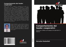 Portada del libro de Comportamento dei leader cooperativi