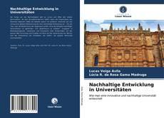 Buchcover von Nachhaltige Entwicklung in Universitäten