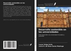 Buchcover von Desarrollo sostenible en las universidades