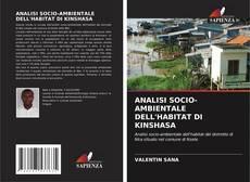 Copertina di ANALISI SOCIO-AMBIENTALE DELL'HABITAT DI KINSHASA