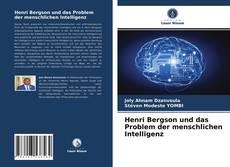 Capa do livro de Henri Bergson und das Problem der menschlichen Intelligenz