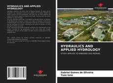 HYDRAULICS AND APPLIED HYDROLOGY的封面