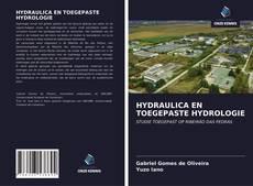 Portada del libro de HYDRAULICA EN TOEGEPASTE HYDROLOGIE