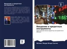 Bookcover of Введение в кредитные инструменты