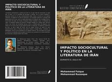 Обложка IMPACTO SOCIOCULTURAL Y POLÍTICO EN LA LITERATURA DE IRÁN