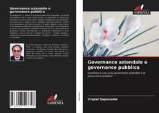 Borítókép a  Governance aziendale e governance pubblica - hoz