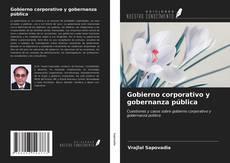 Copertina di Gobierno corporativo y gobernanza pública