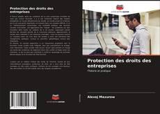 Bookcover of Protection des droits des entreprises