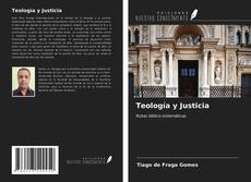 Portada del libro de Teología y Justicia
